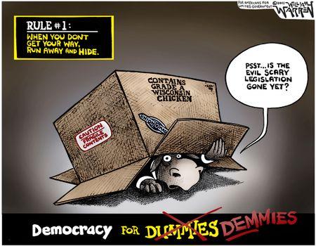 DemocratChickens