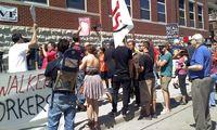 Walker-protest