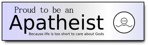 Apatheist