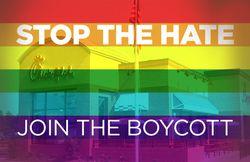 StopTheHateJoinTheBoycott