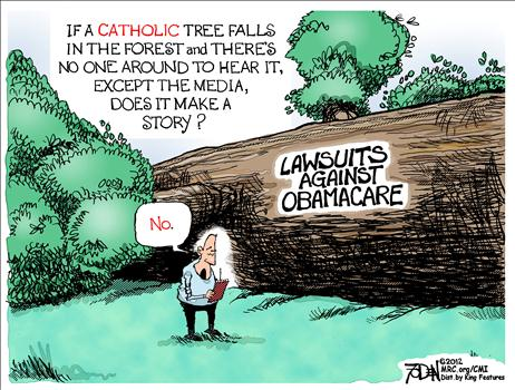 MediaSilenceOnCatholicLawsuits