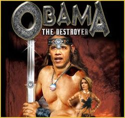 Obama the Destroyer