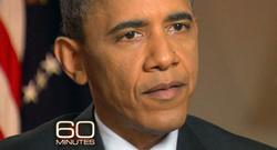 Obama60Minutes