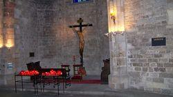 CrucifixAtSantaMariaDelMar