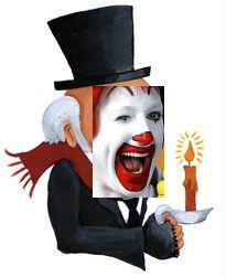 Scrooge mcdonald