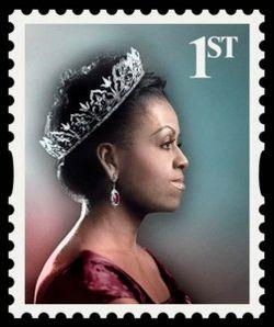 Michelle-obama-queen