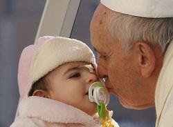Pope-baby