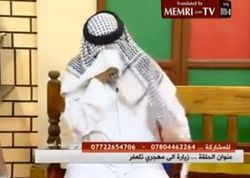 Iraqi-tv-host-breaks-down