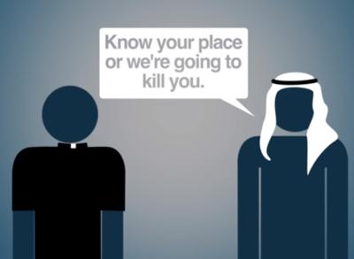 Muslimspersecutingchristians