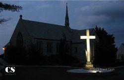 Frank-church-at-night