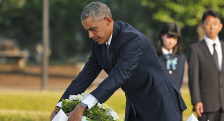 Obama@Hiroshima