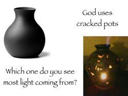 Cracked-pots